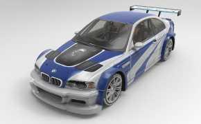 宝马BMW M3 GTR