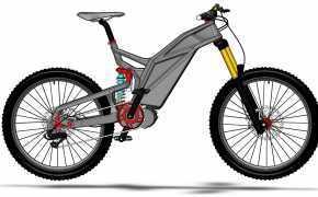 碳纤维电动自行车
