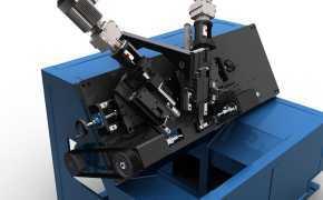 工业 CNC 铣床 机械