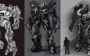 3ds Max實例教程:機器人制作